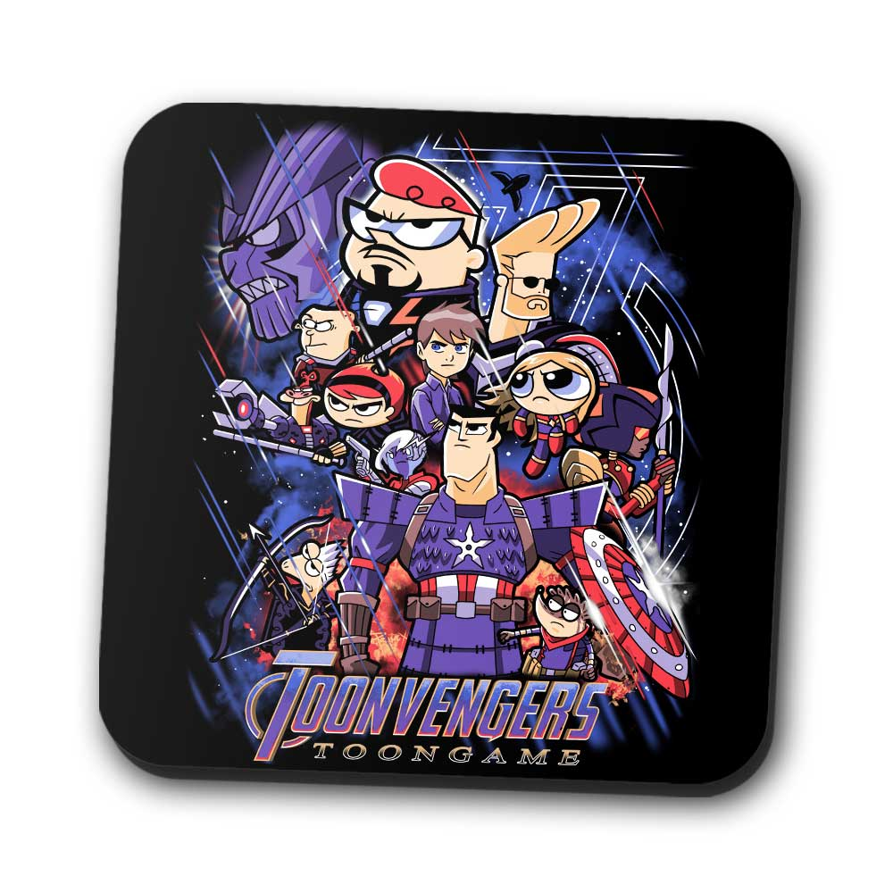 Toongame - Coasters