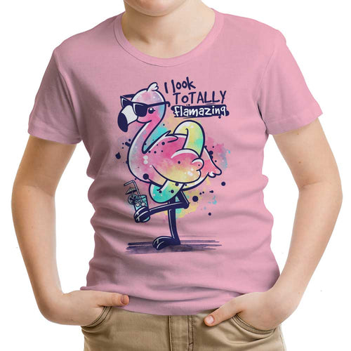 Totally Flamazing - Youth Apparel