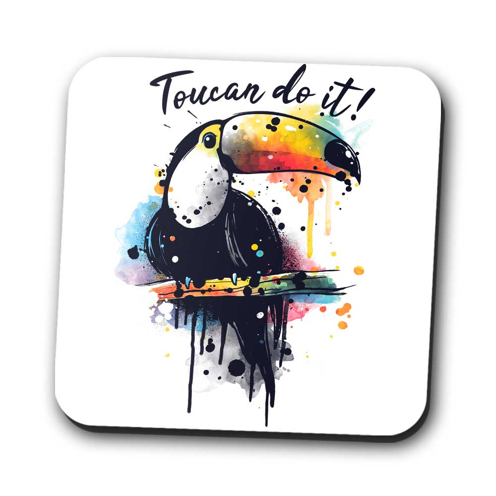 Toucan Do It - Coasters