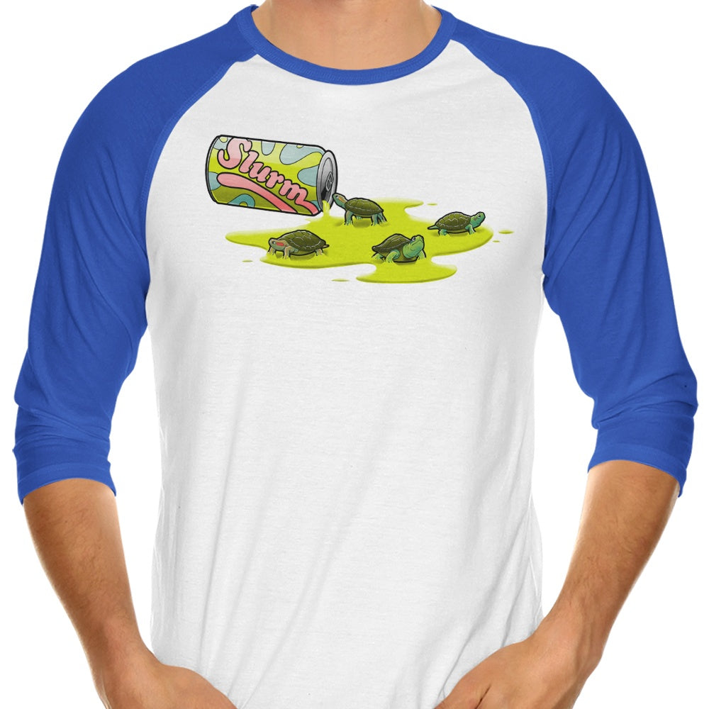 Toxic Drink - 3/4 Sleeve Raglan T-Shirt