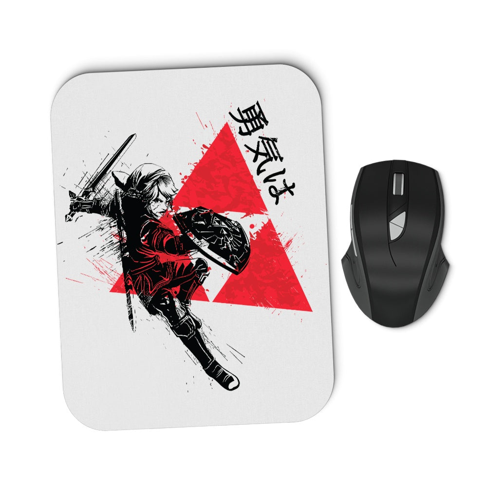 Traditional Triforce - Mousepad