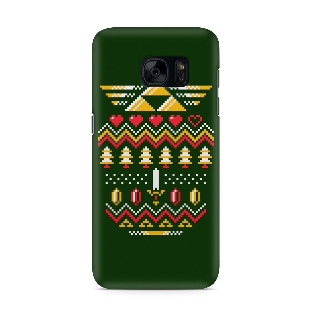 Triforce Holiday - Galaxy S7 / Edge