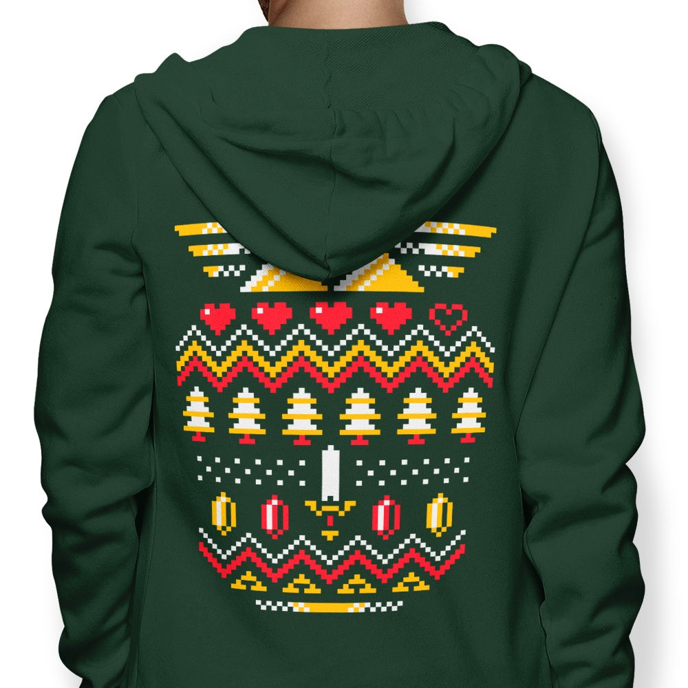 Triforce Holiday - Hoodie
