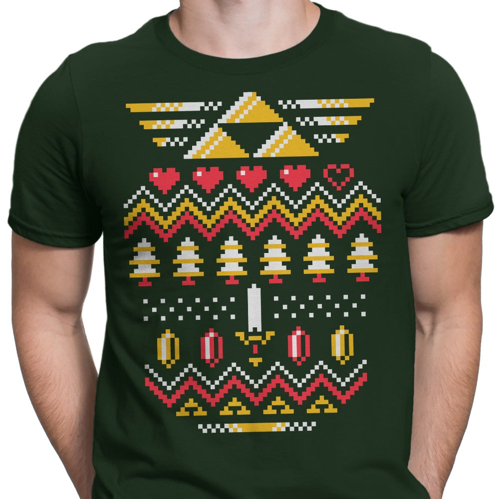 Triforce Holiday - Men's Apparel