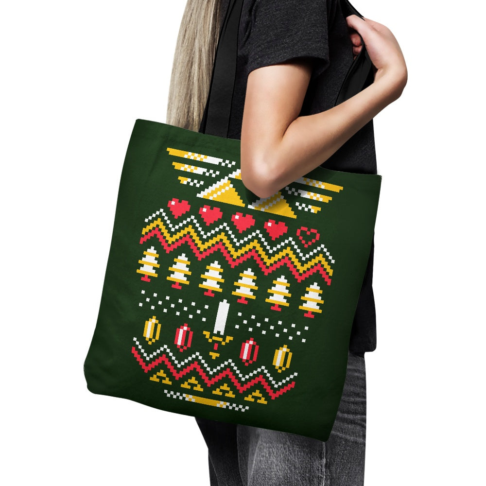 Triforce Holiday - Tote Bag