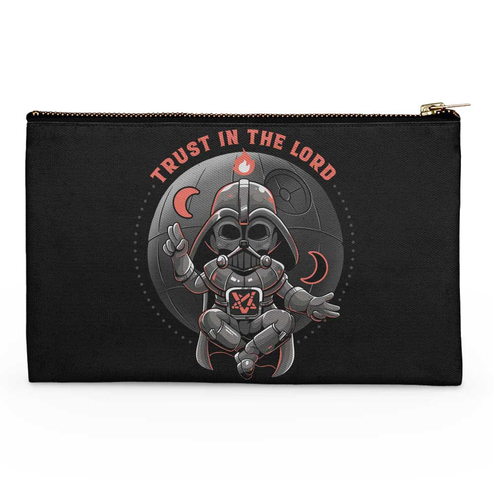 Trust in the Lord - Accessory Pouch