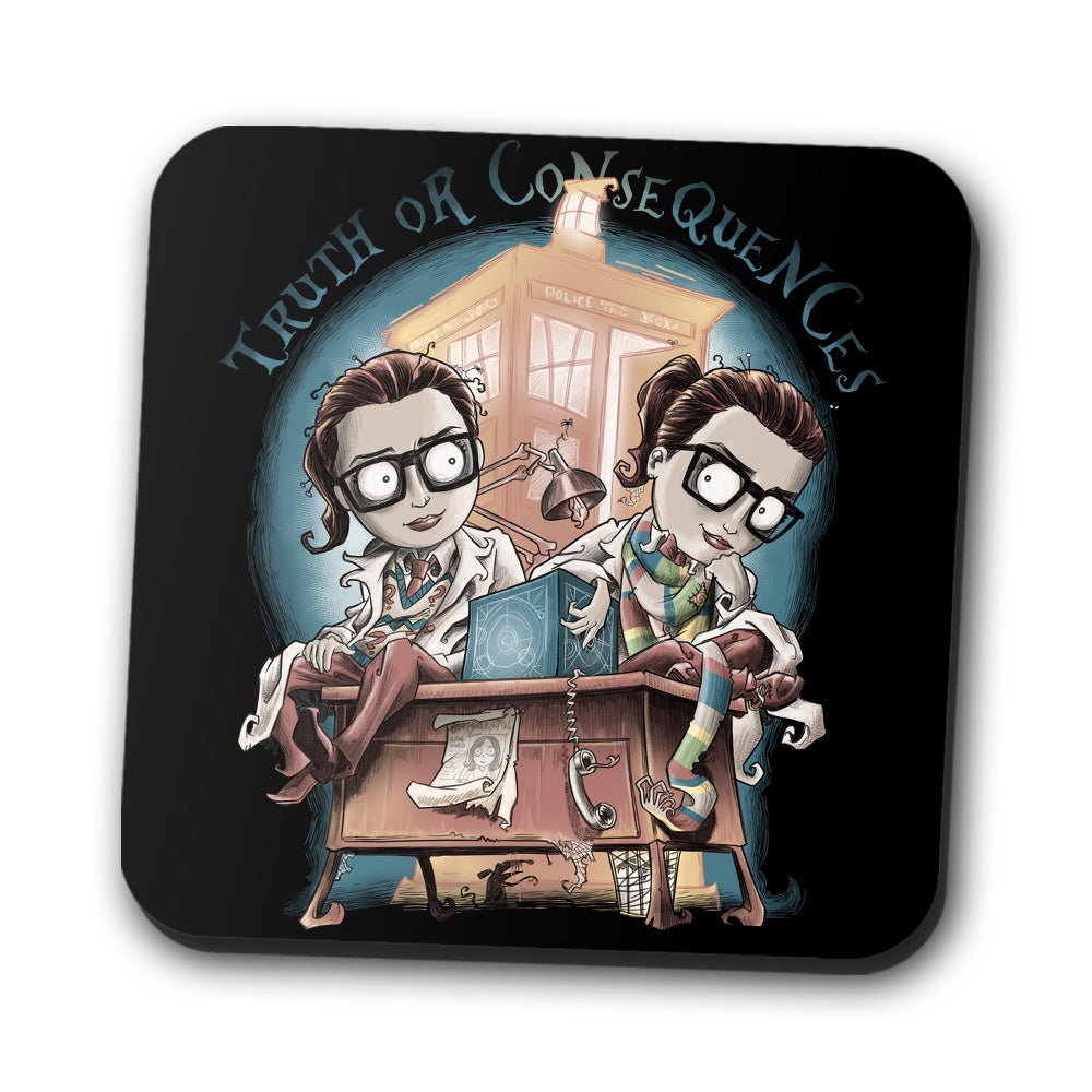 Truth or Consequences - Coasters