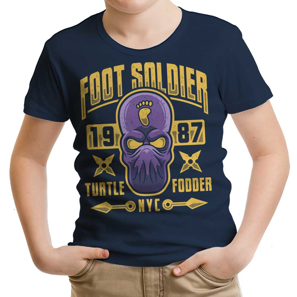 Turtle Fodder - Youth Apparel