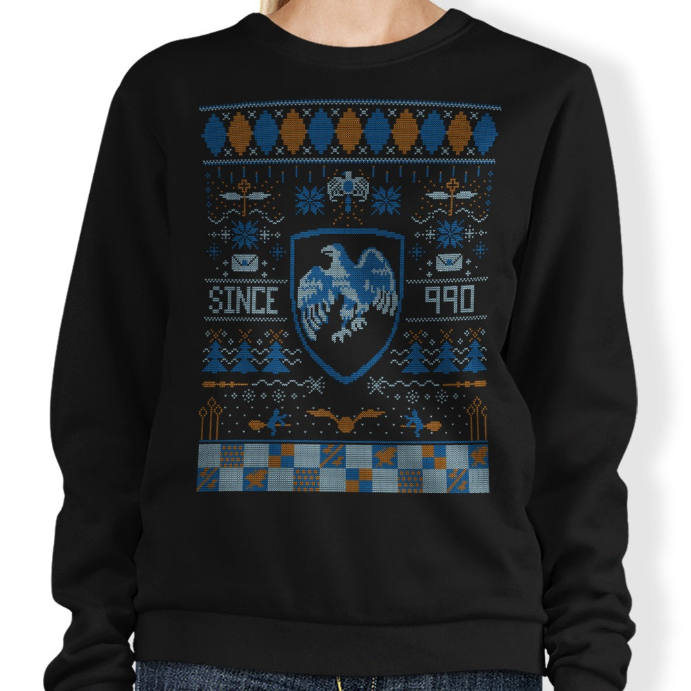 Ugly Eagle Sweater - Sweatshirt