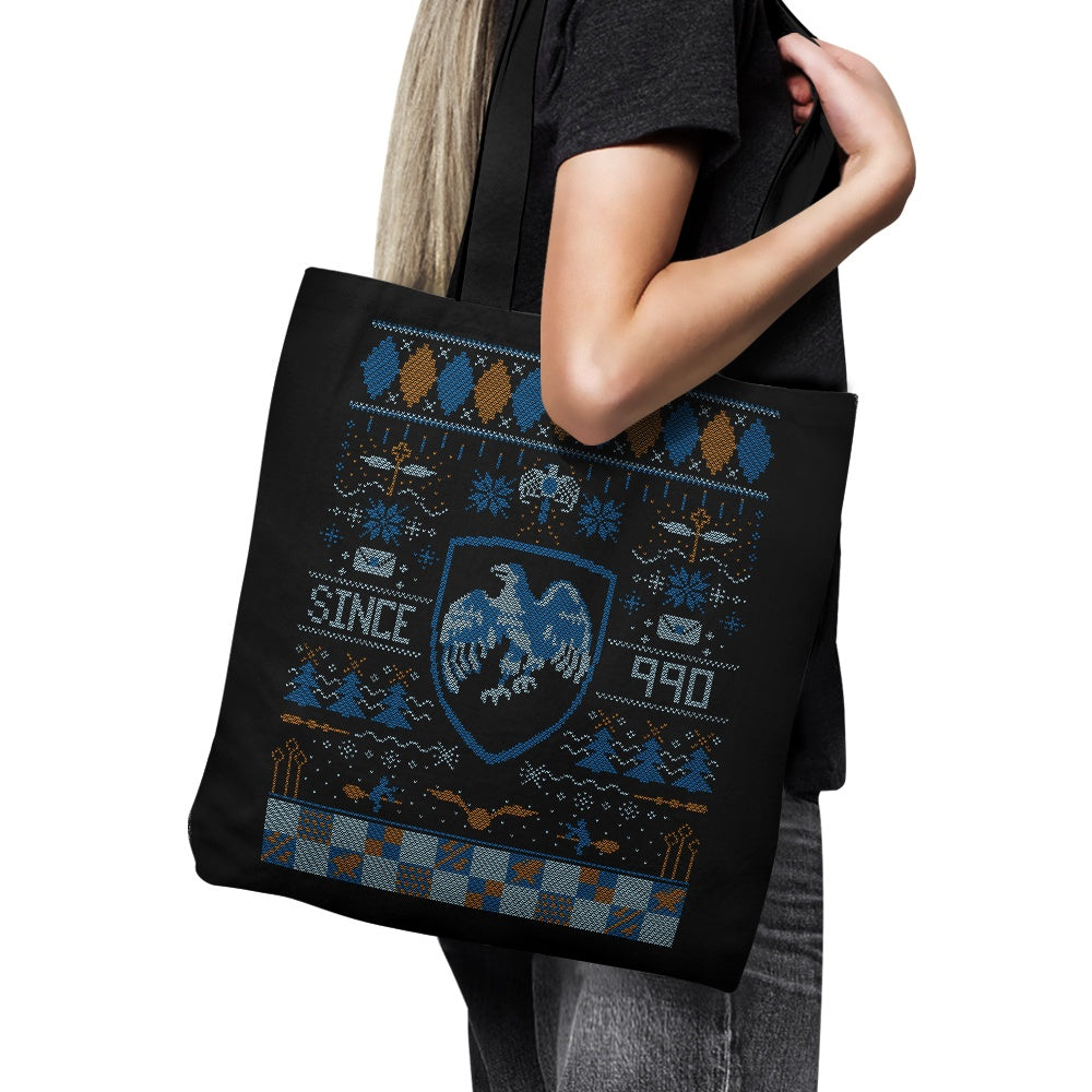 Ugly Eagle Sweater - Tote Bag