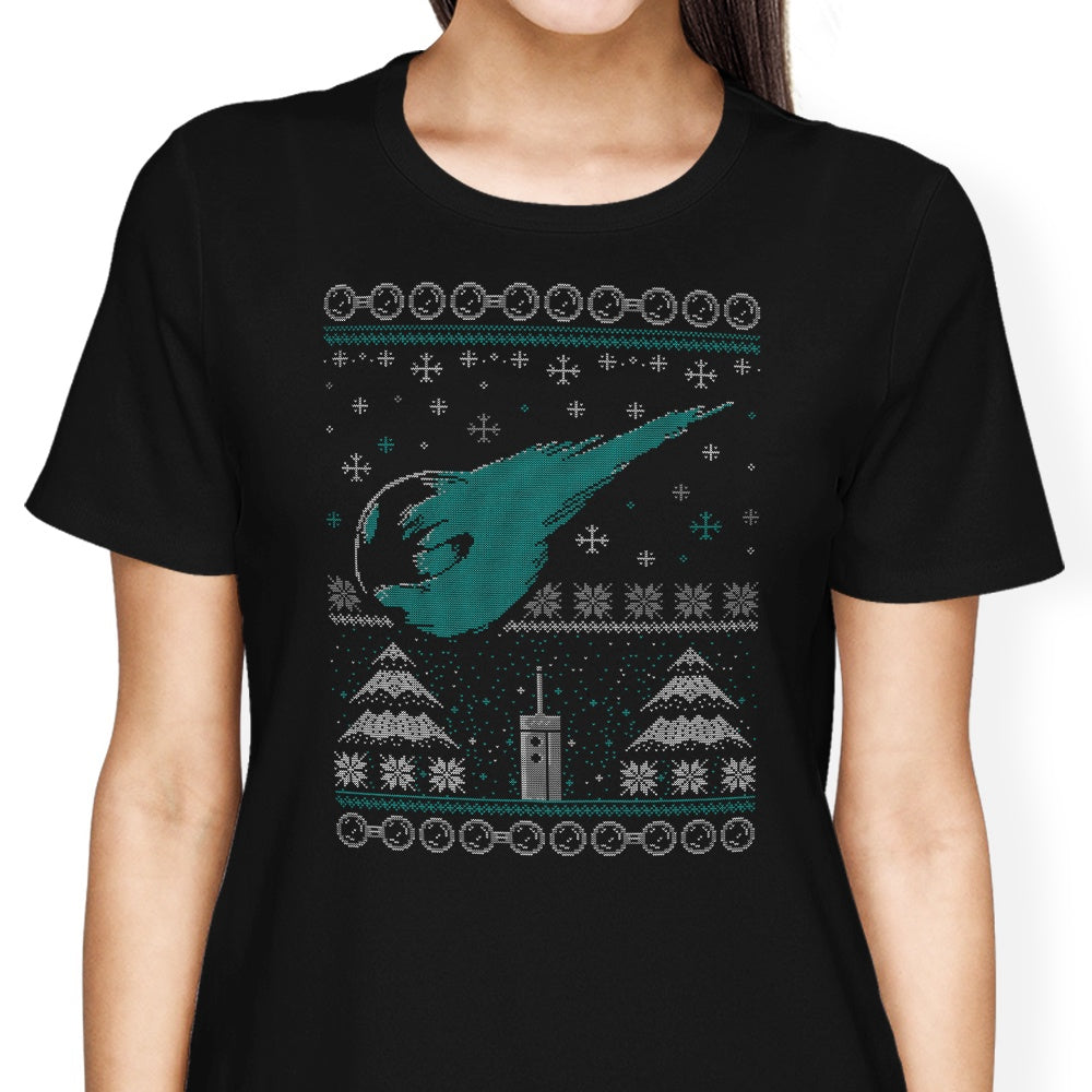 Ugly Fantasy Sweater - Women's Apparel