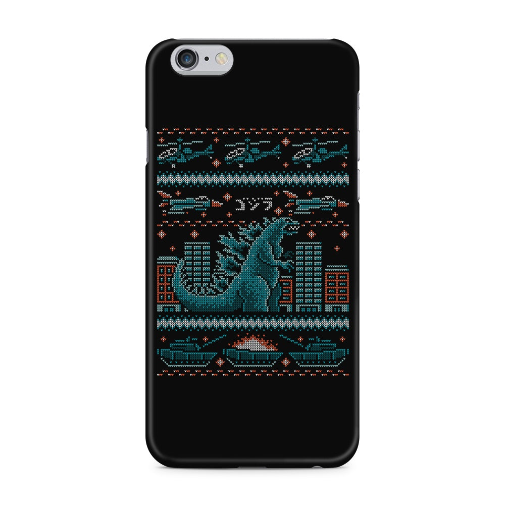 Ugly Kaiju Sweater - iPhone 6 / 6S / Plus