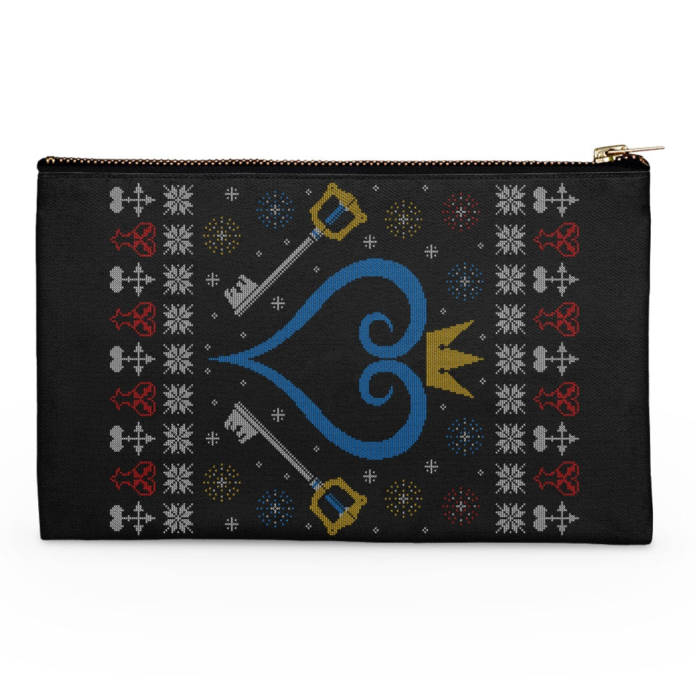 Ugly Kingdom Christmas - Accessory Pouch