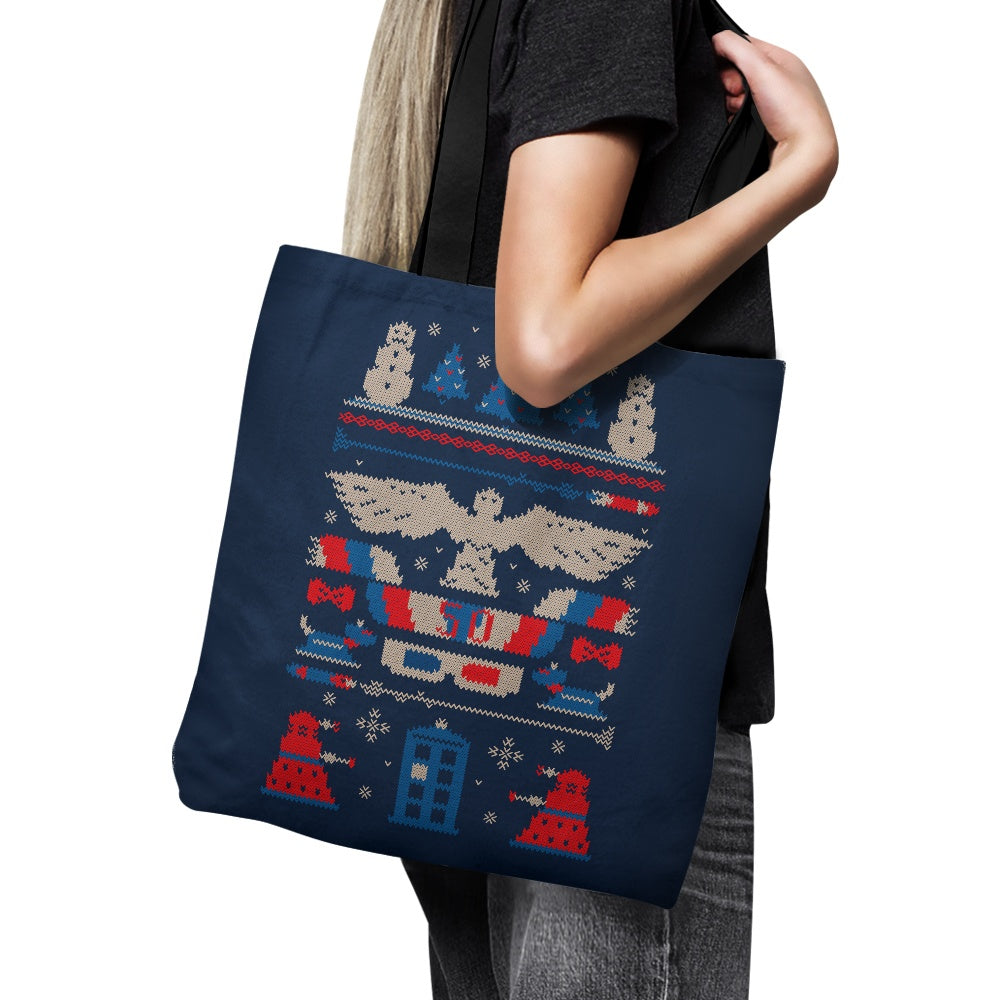 Ugly Who Sweater - Tote Bag