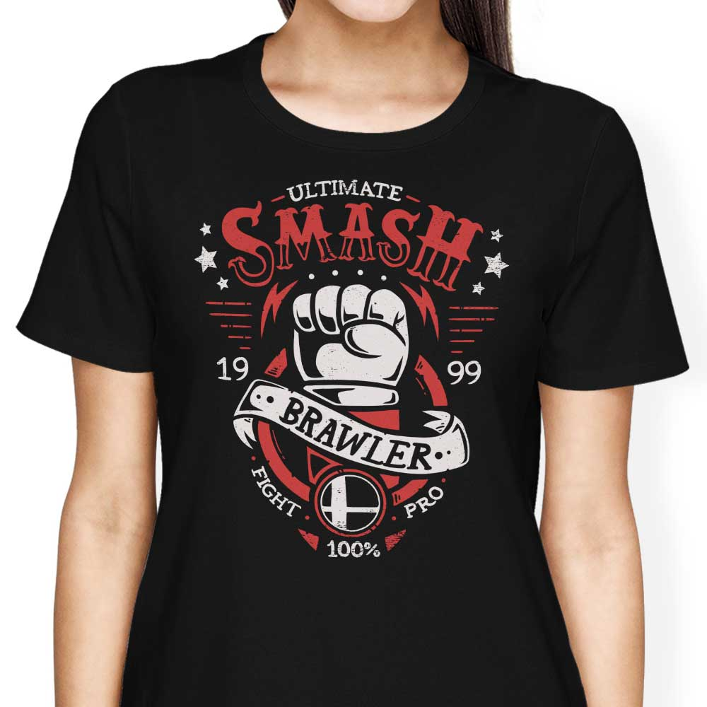 Ultimate Brawler - Women's Apparel