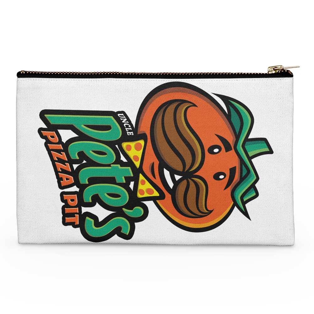 Uncle Pete's Pizza Pit - Accessory Pouch
