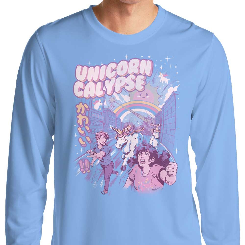 Unicorn Calypse - Long Sleeve T-Shirt