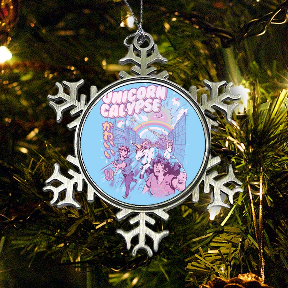 Unicorn Calypse - Ornament