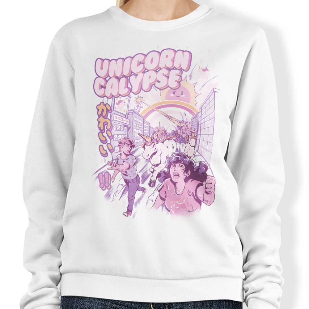 Unicorn Calypse - Sweatshirt