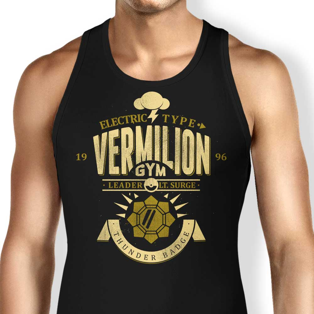 Vermillion City Gym - Tank Top