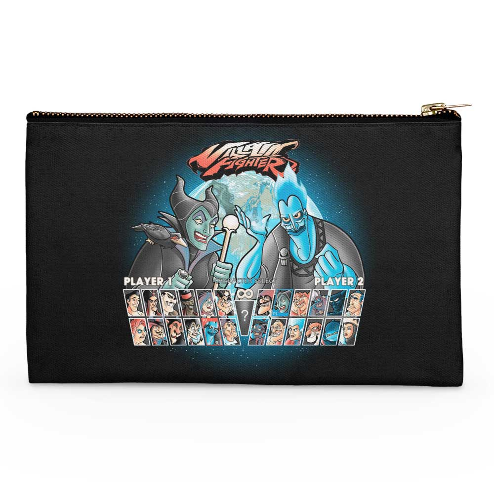 Villain Fighter - Accessory Pouch