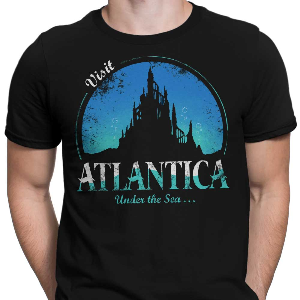Visit Atlantica - Men's Apparel