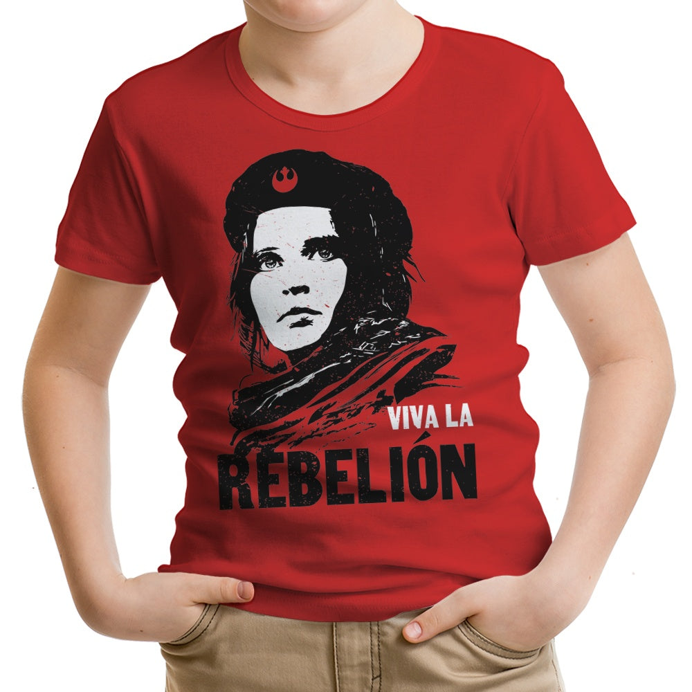 Viva La Rebelion - Youth Apparel