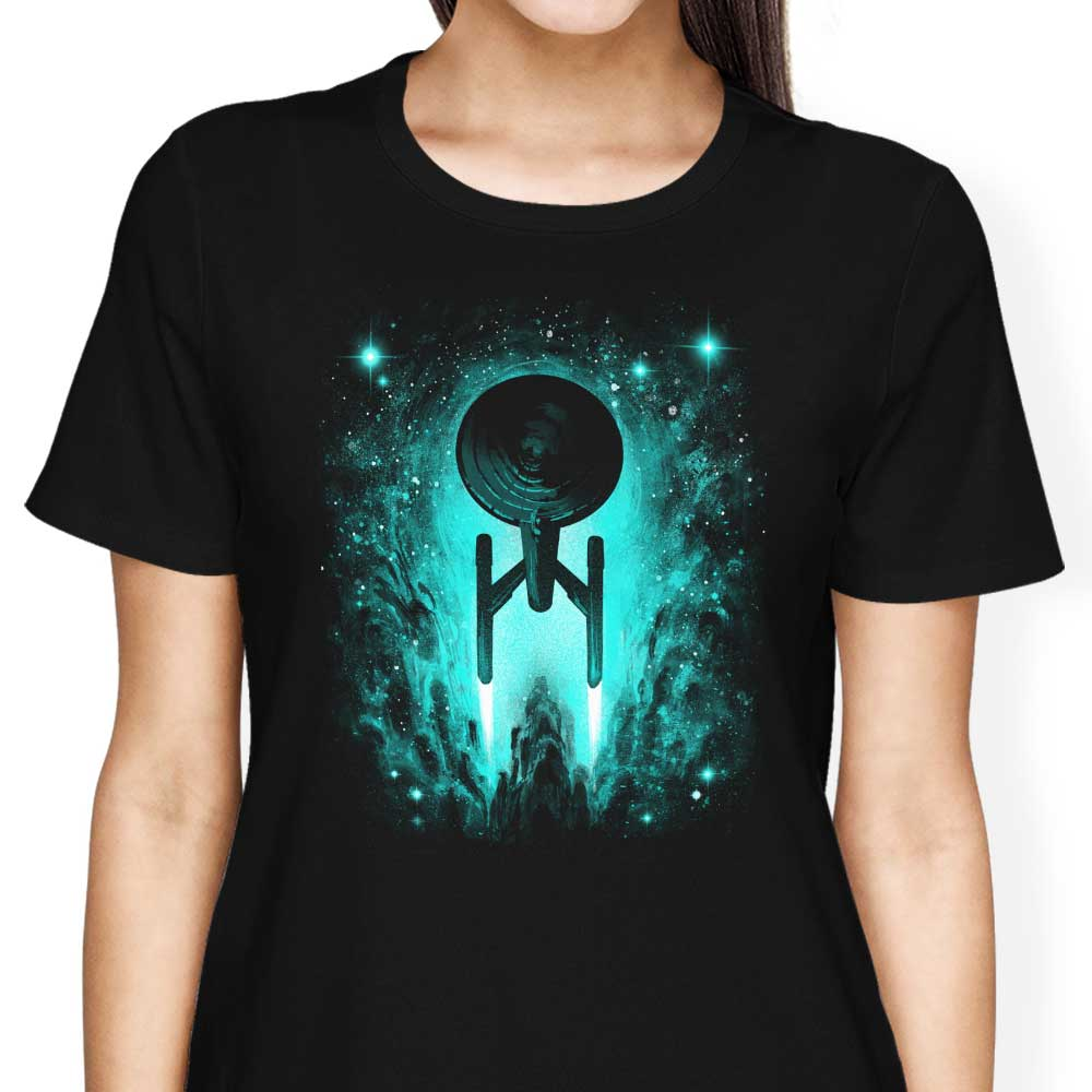 Voyages in Space - Women's Apparel