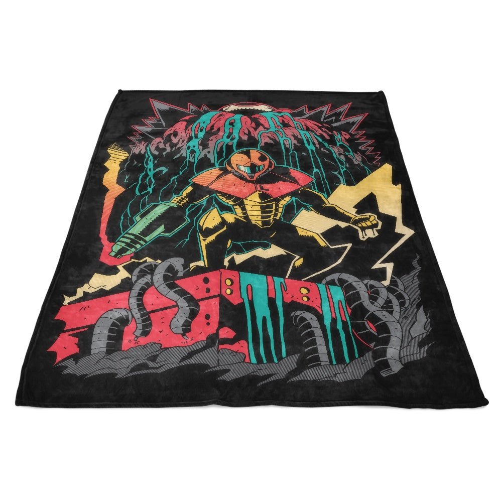 Wake the Mother - Fleece Blanket