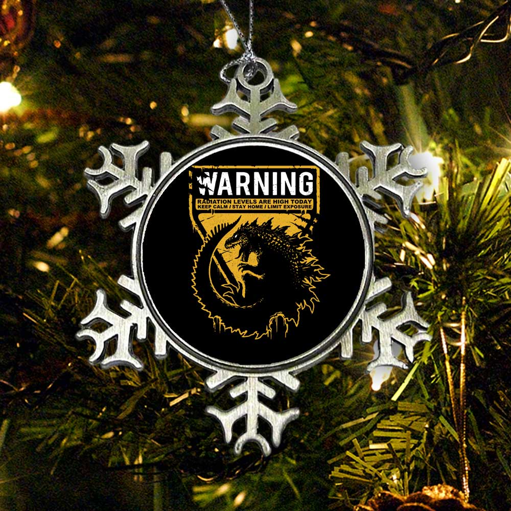 Warning: Radiation - Ornament