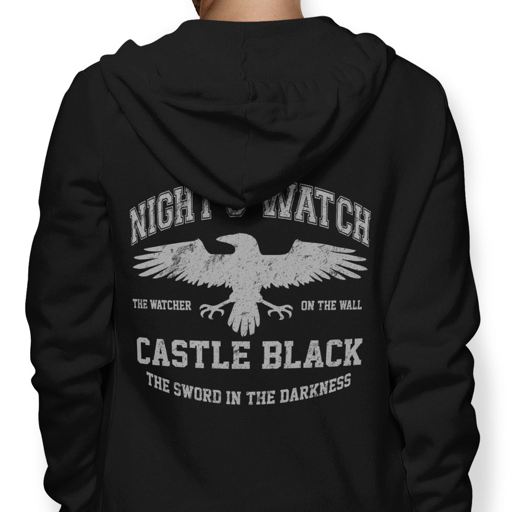 Watcher on the Wall - Hoodie