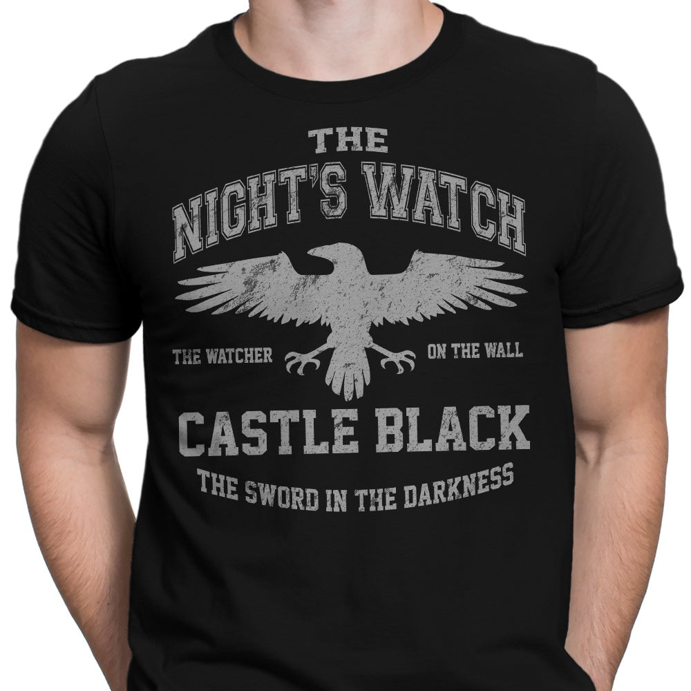 Watcher on the Wall - Men's Apparel