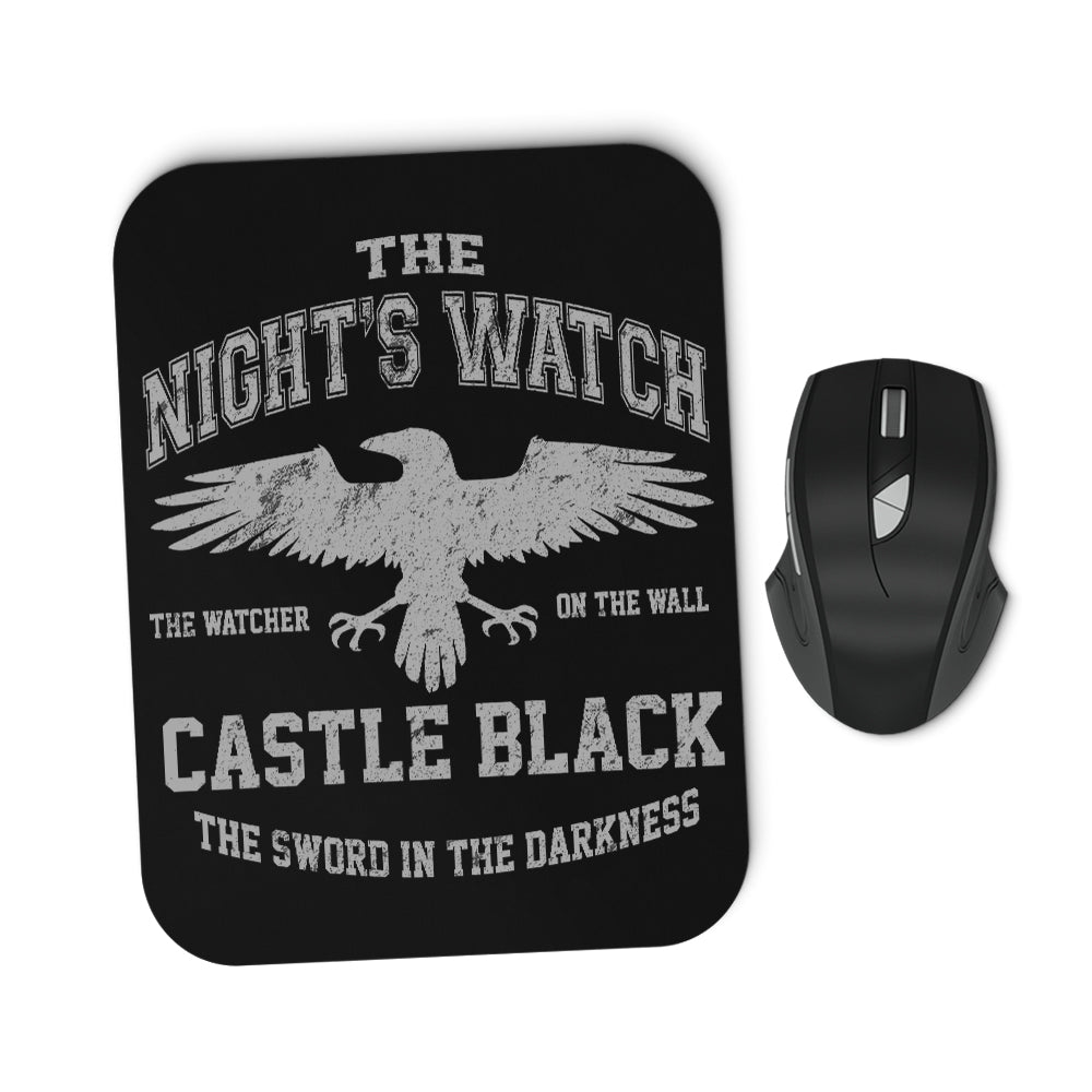 Watcher on the Wall - Mousepad