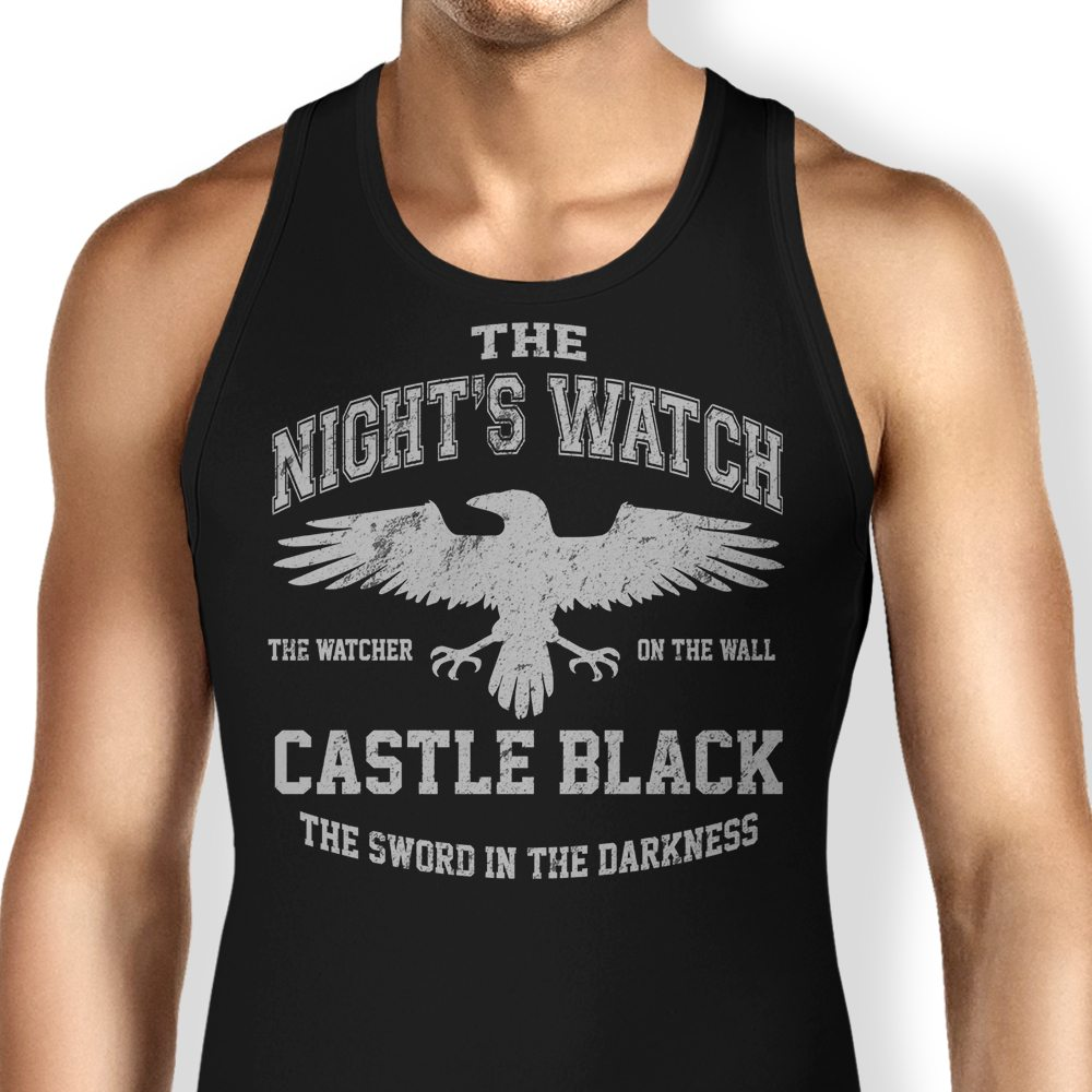 Watcher on the Wall - Tank Top
