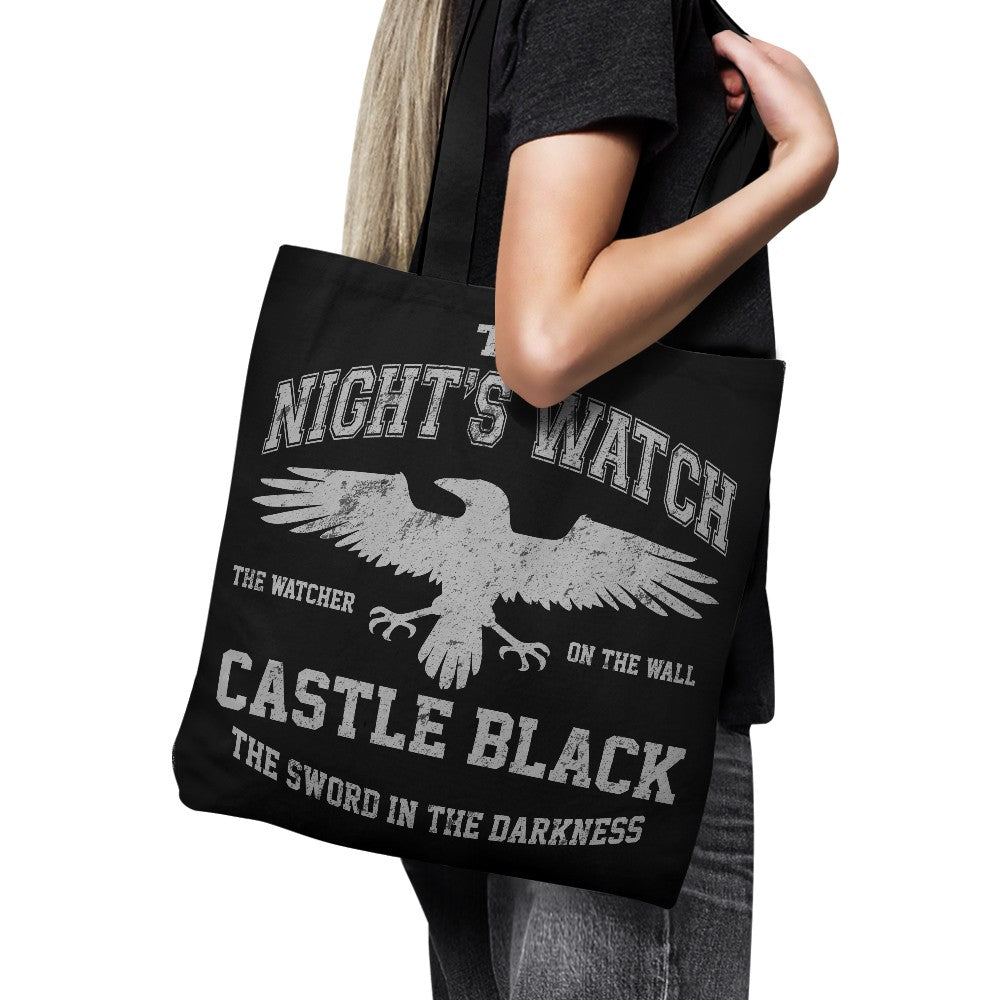 Watcher on the Wall - Tote Bag