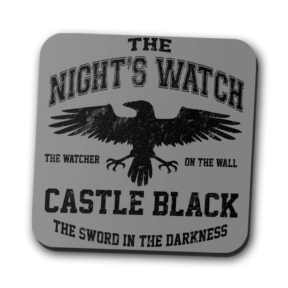 Watcher on the Walls (Alt) - Coasters