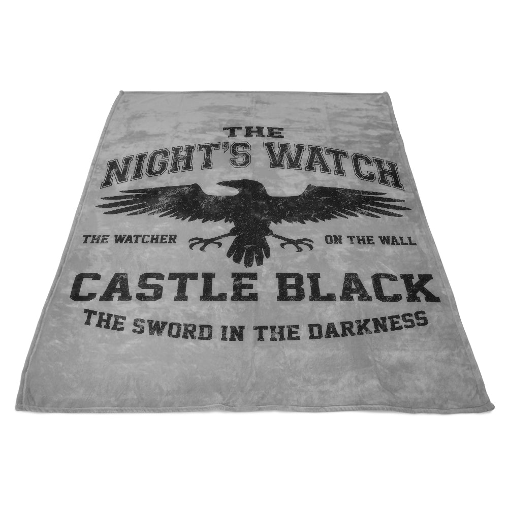 Watcher on the Walls (Alt) - Fleece Blanket