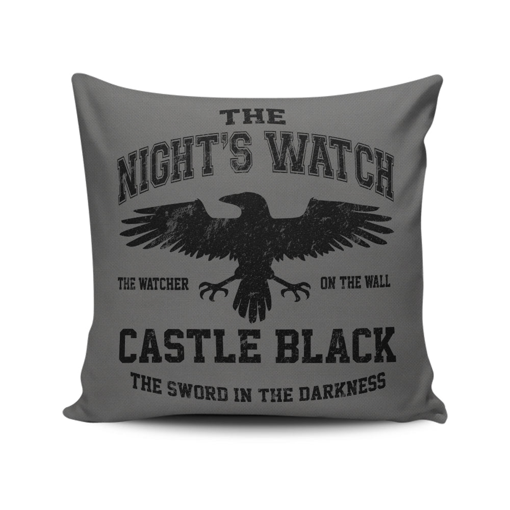 Watcher on the Walls (Alt) - Throw Pillow