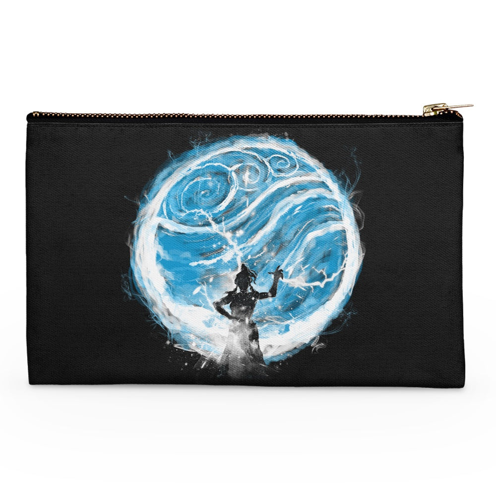 Water Elemental - Accessory Pouch