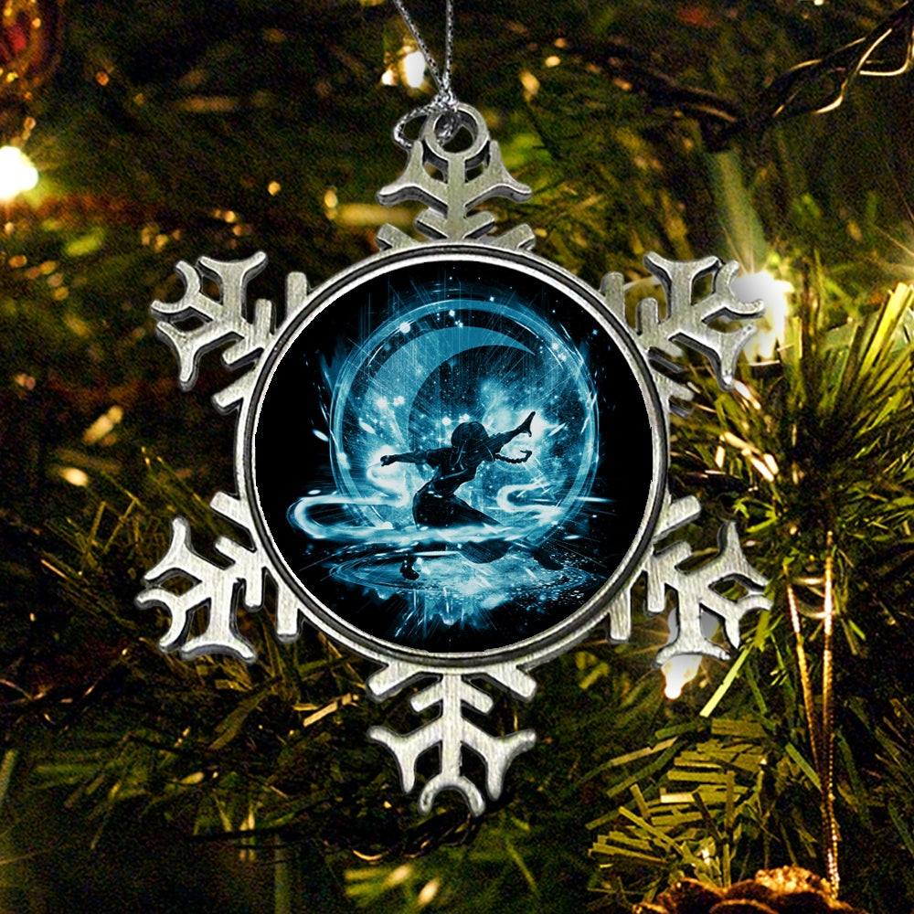 Water Storm - Ornament