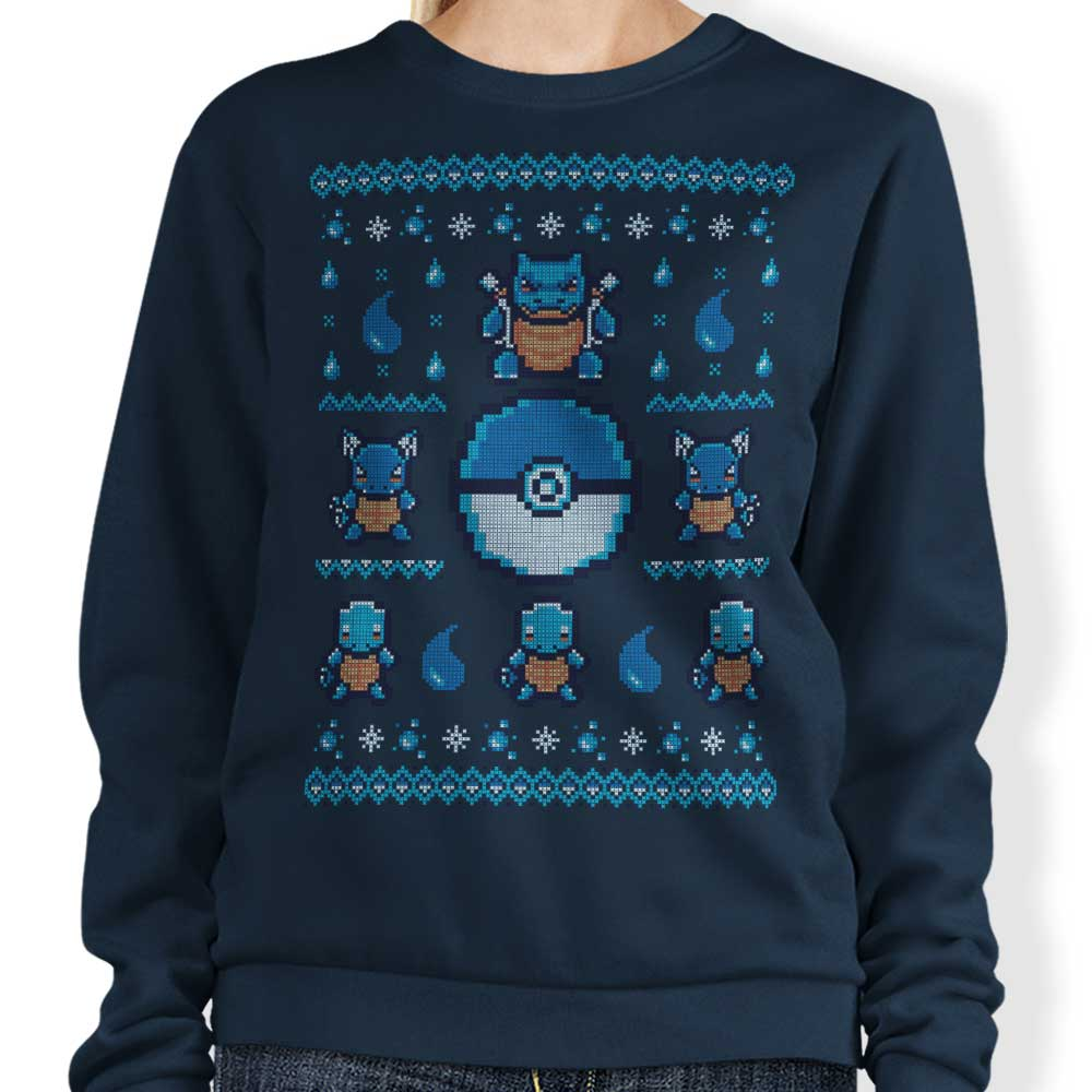 Water Trainer Sweater - Sweatshirt