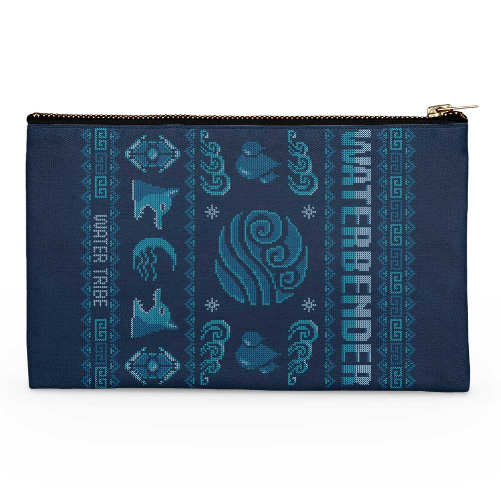 Water Tribe's Sweater - Accessory Pouch