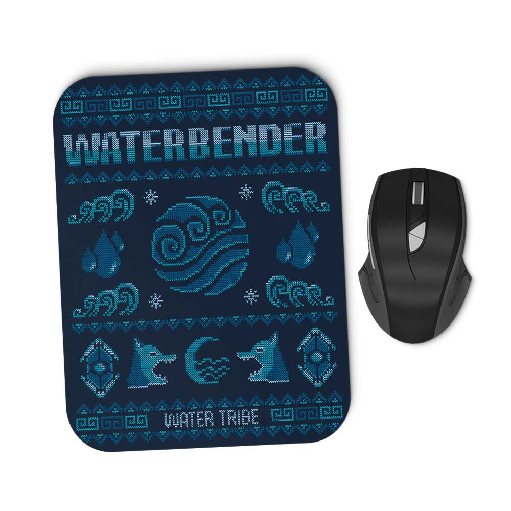 Water Tribe's Sweater - Mousepad