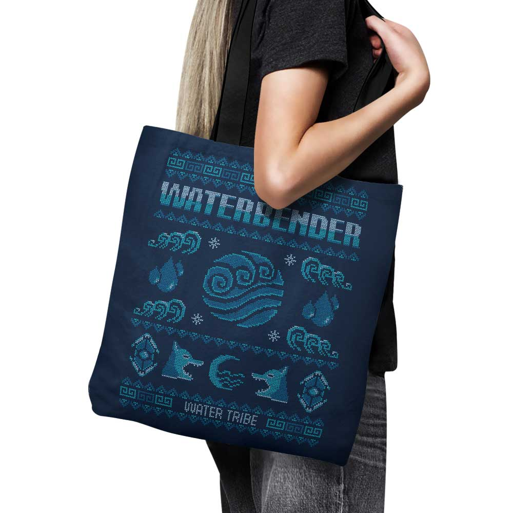 Water Tribe's Sweater - Tote Bag