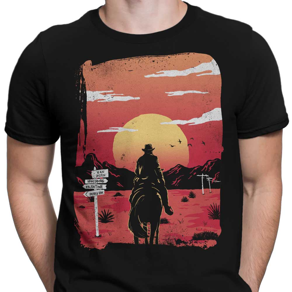 Way to Nowhere - Men's Apparel