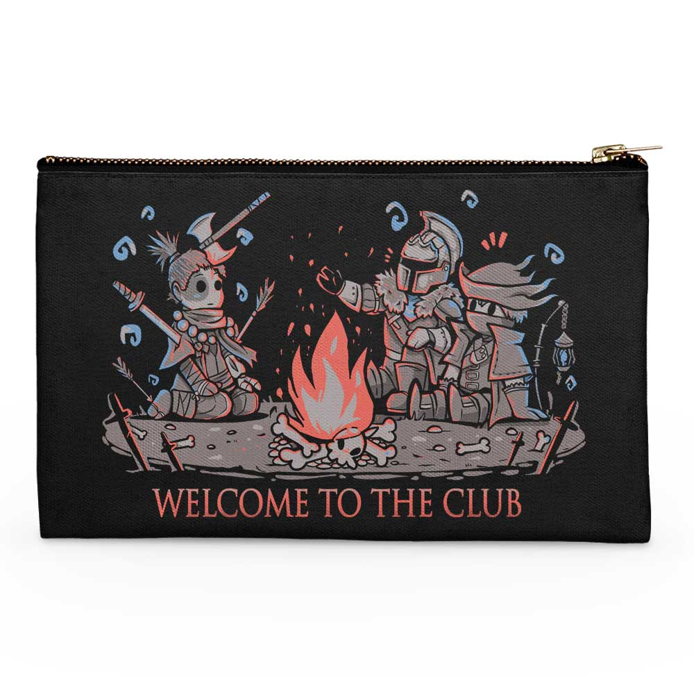 Welcome to the Club - Accessory Pouch