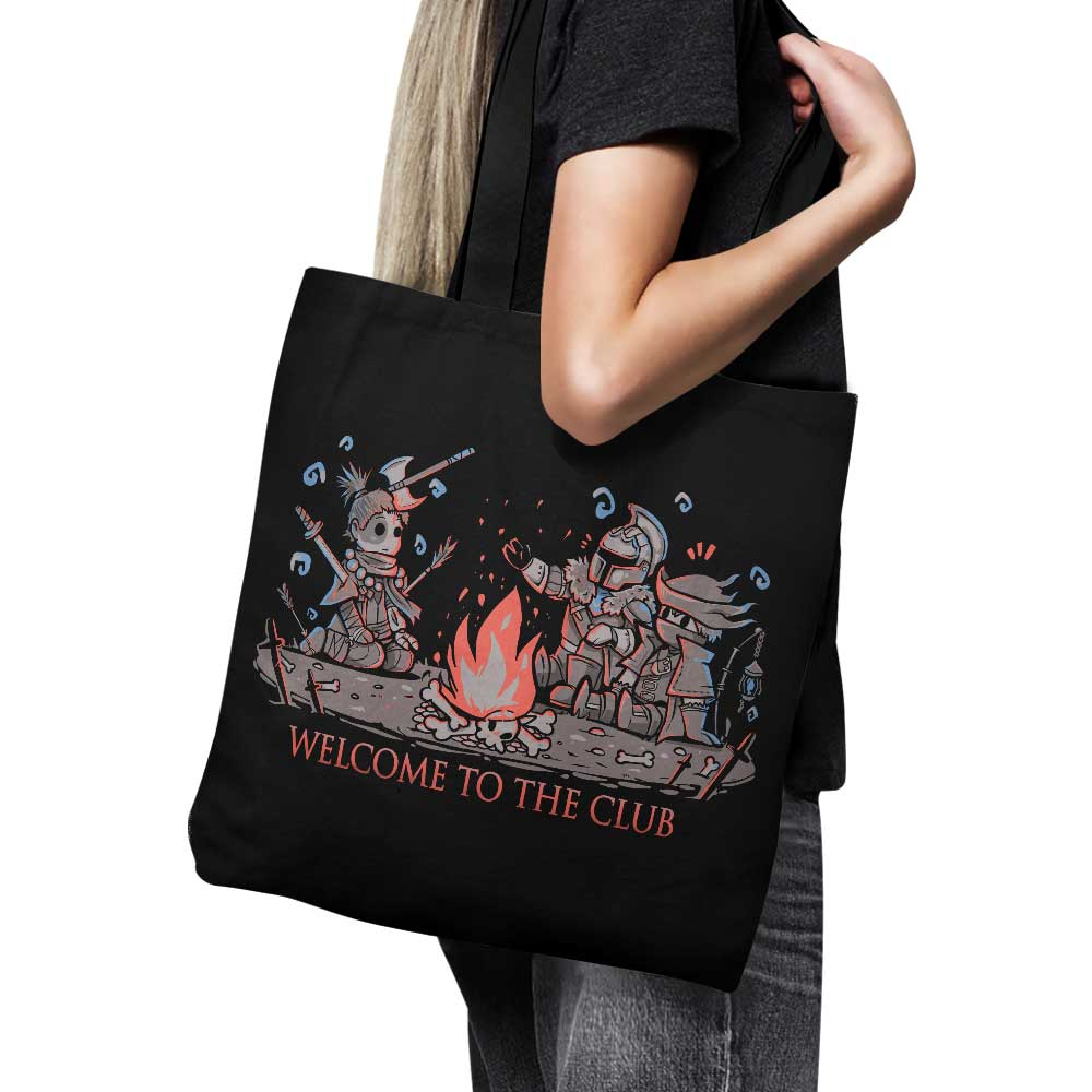 Welcome to the Club - Tote Bag
