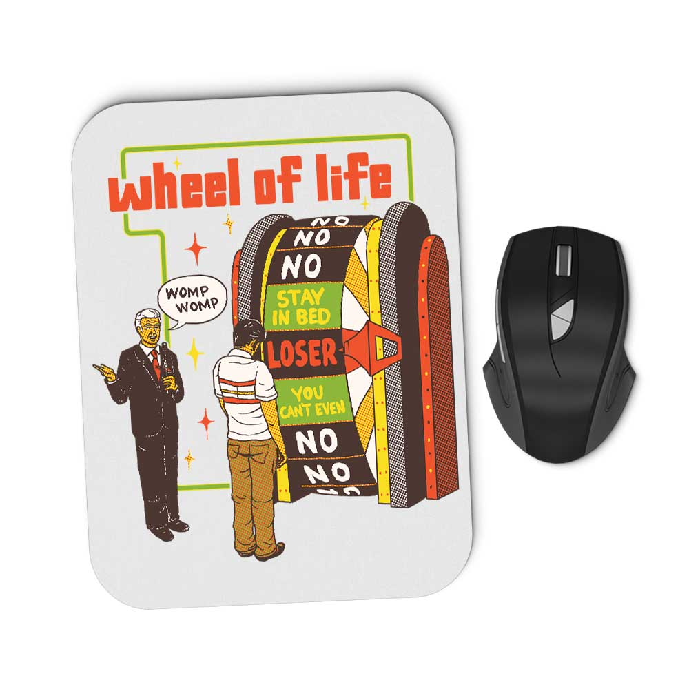 Wheel of Life - Mousepad