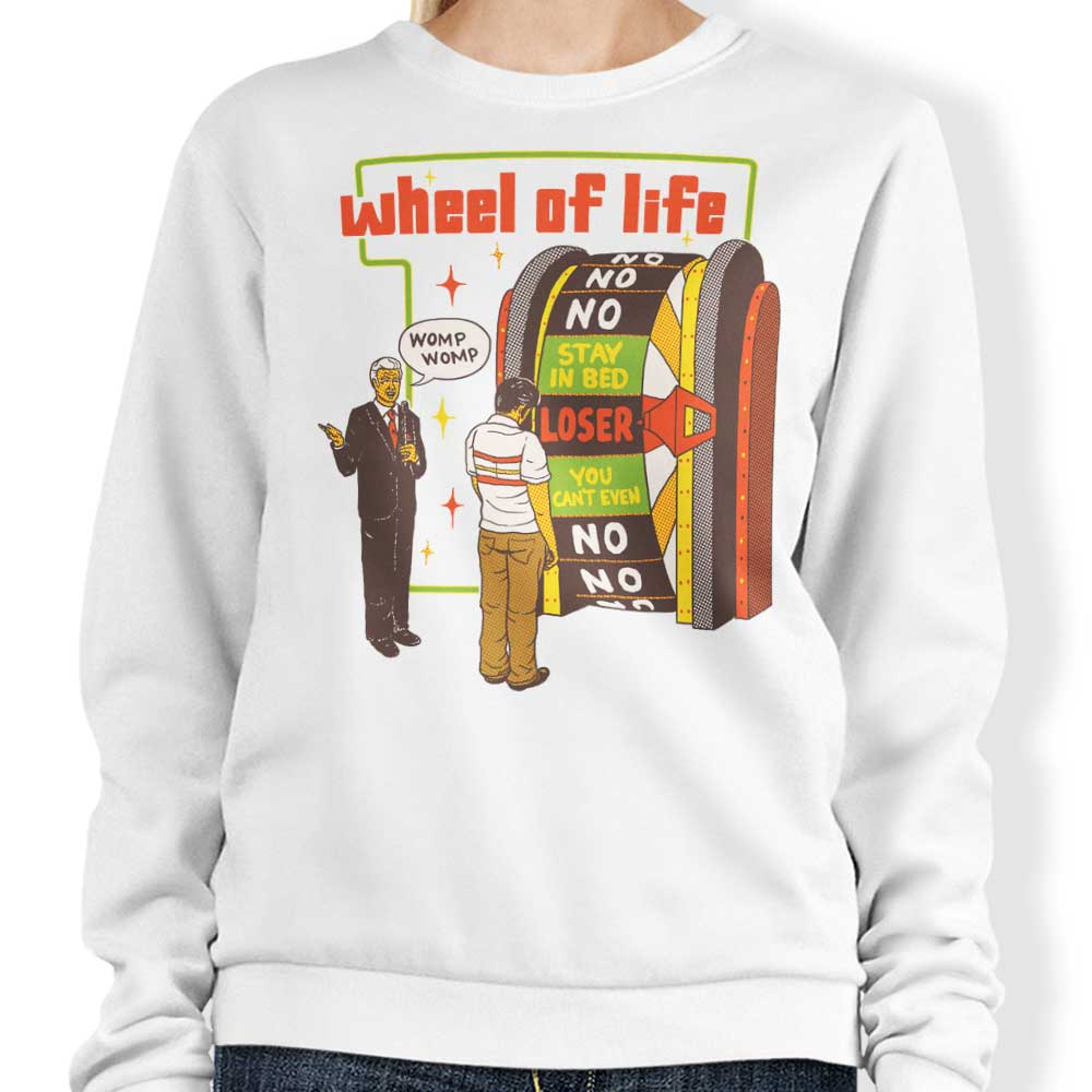 Wheel of Life - Sweatshirt