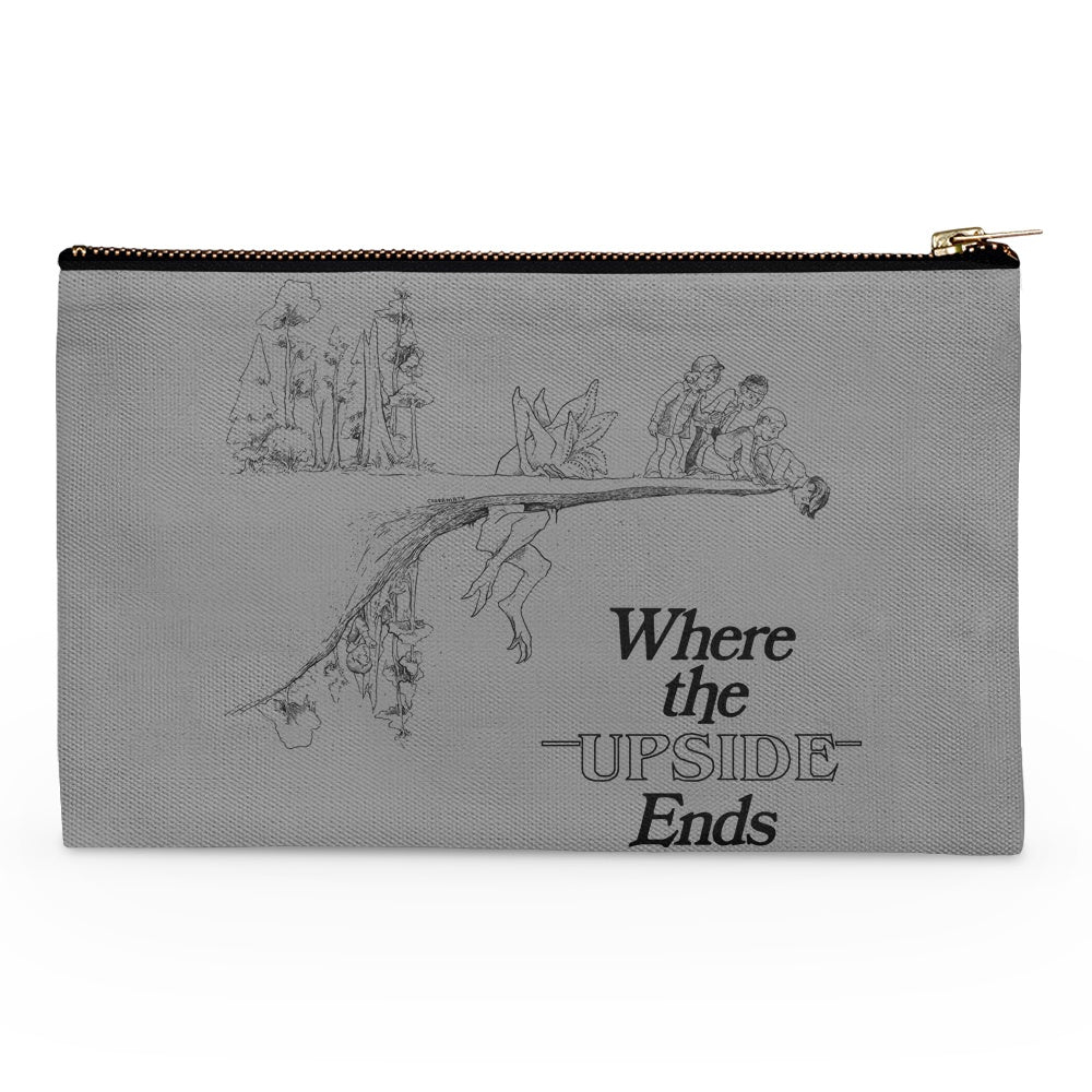 Where the Upside Ends - Accessory Pouch